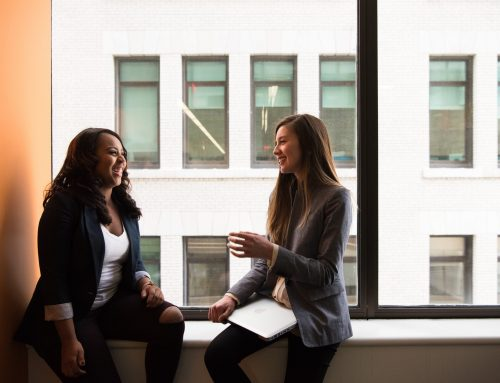 Mentorship: A Trustworthy Voice In Trying Times