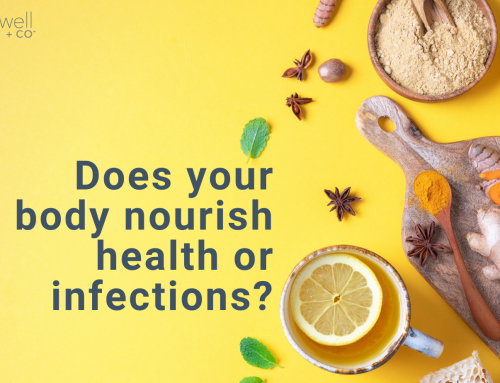 Does your body nourish health or infections? [Immune Health Series]