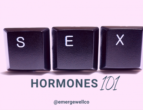 Women's Hormones 101: Part 2 – Let's Talk About Sex Hormones