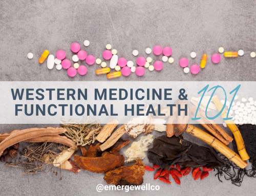 Women's Hormones 101: Part 4 – Women's Hormones: Western Medicine & a Functional Health Path